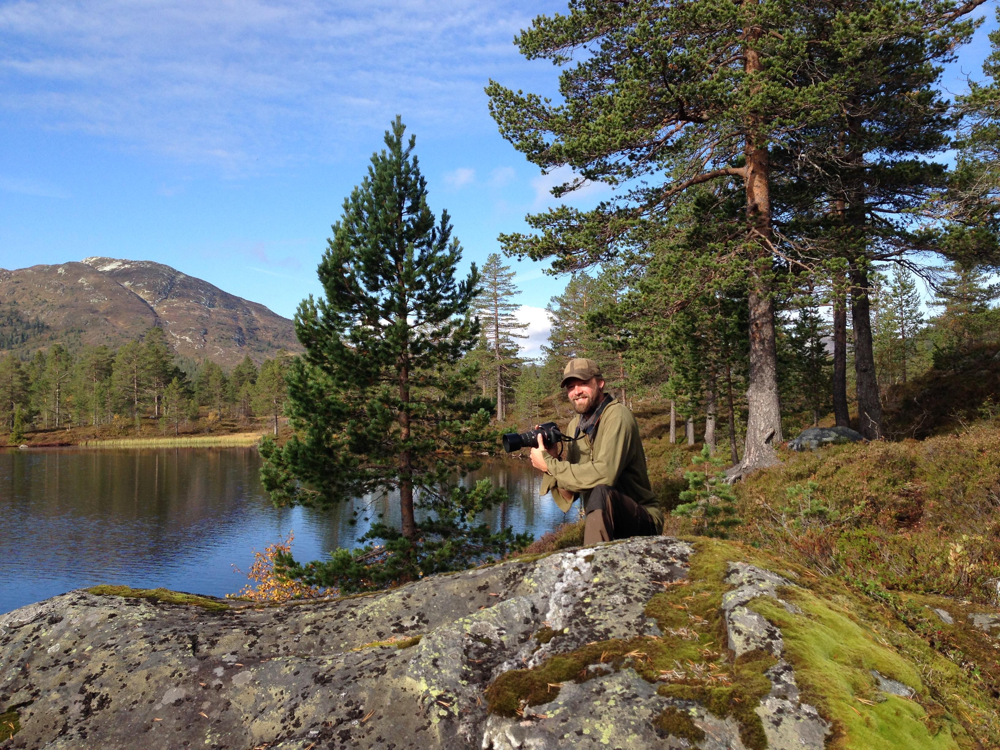 Naturvejleder Daniel G. Sørensen