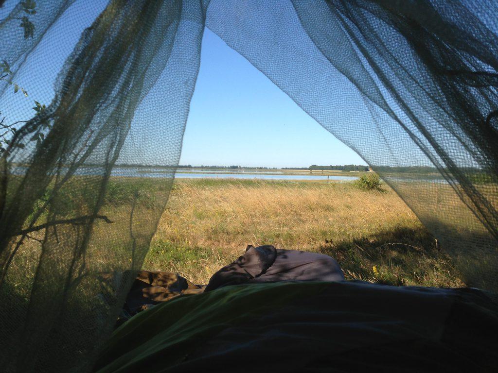 Sov udenfor vaerude.dk