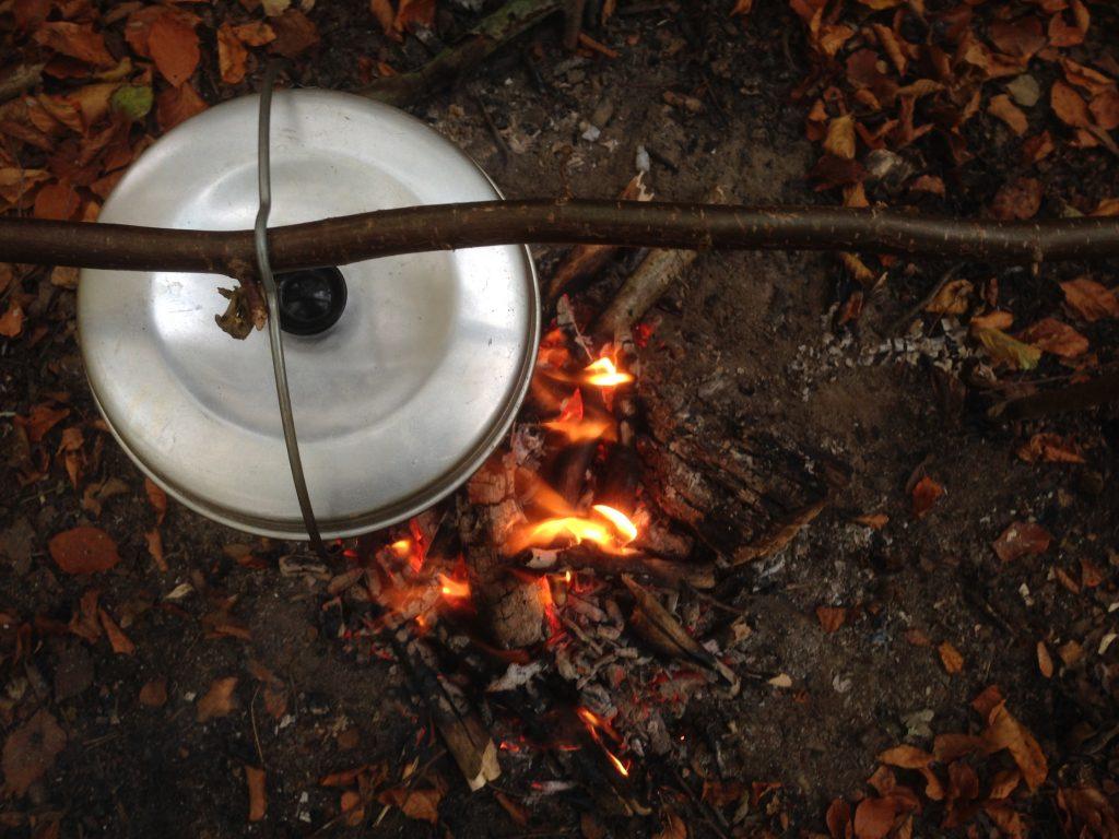Bålgryde over ild vaerude.dk