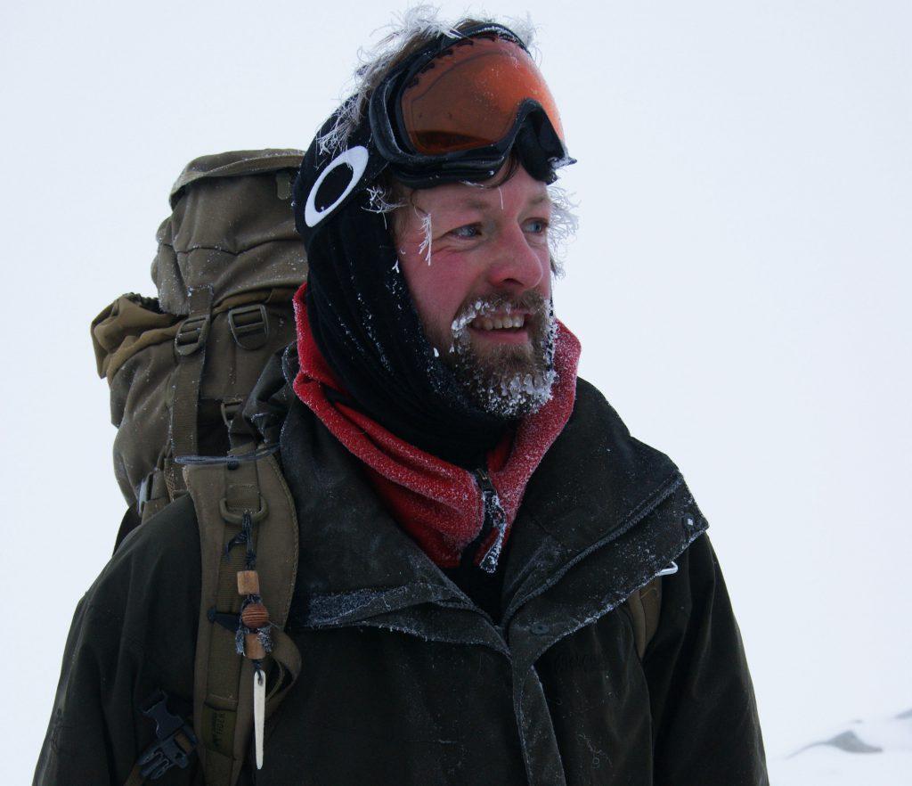Friluftsvejleder Daniel G. Sørensen