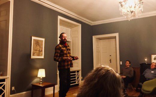 Foredrag og spøgelseshistorier fra Dallund slot
