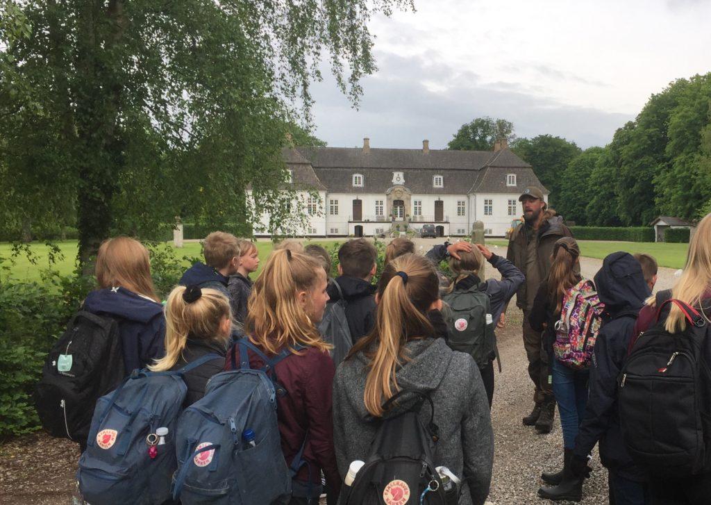 Guidede ture og naturvejledning ved Margård