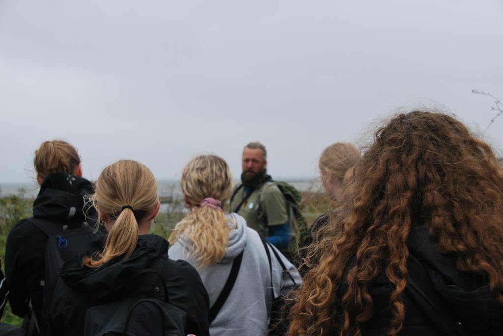 Guidede ture og naturvejledning på Nordfyn