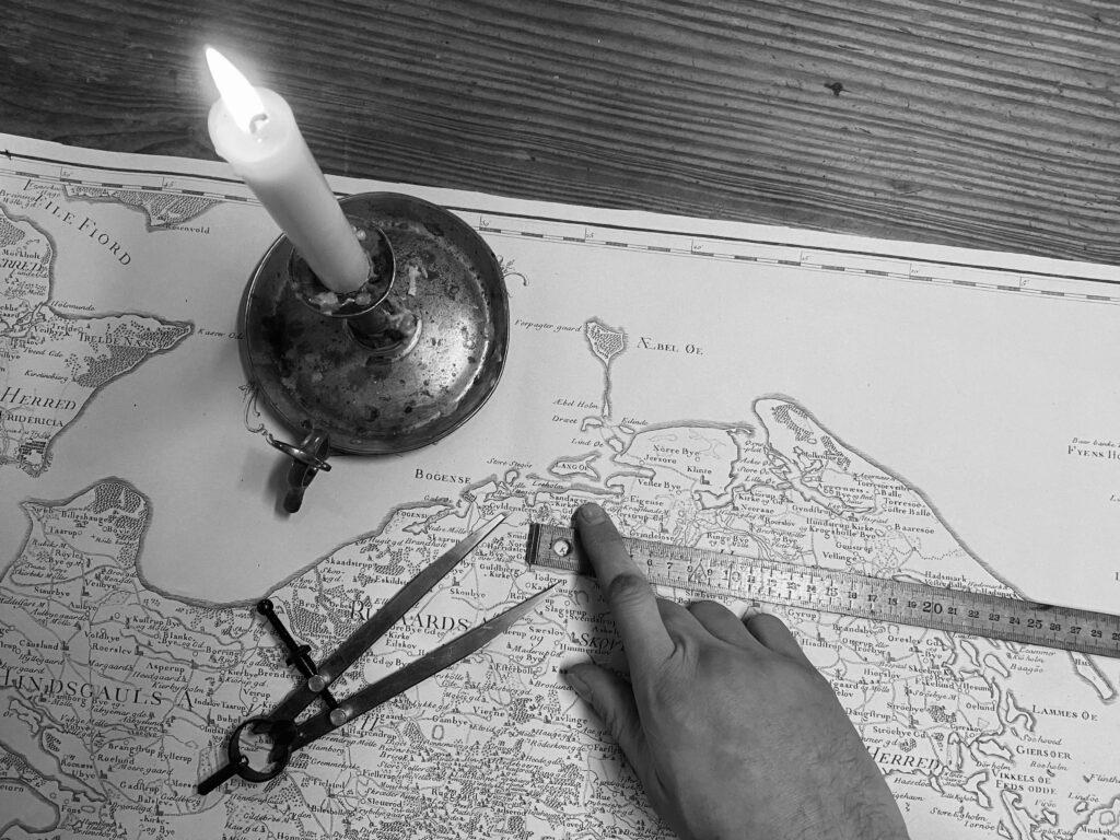 Inddæmningen af Gyldensteen strand. Inddæmningshistorie fra Nordfyn. Historisk fortælling og formidling