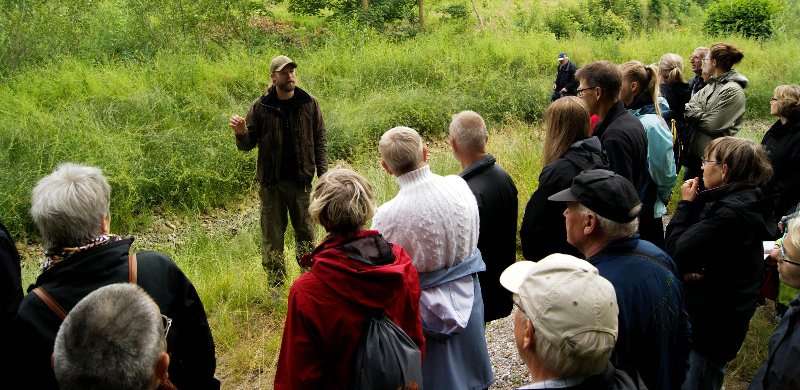 Guidede ture på Nordfyn med naturvejleder og lokal guide