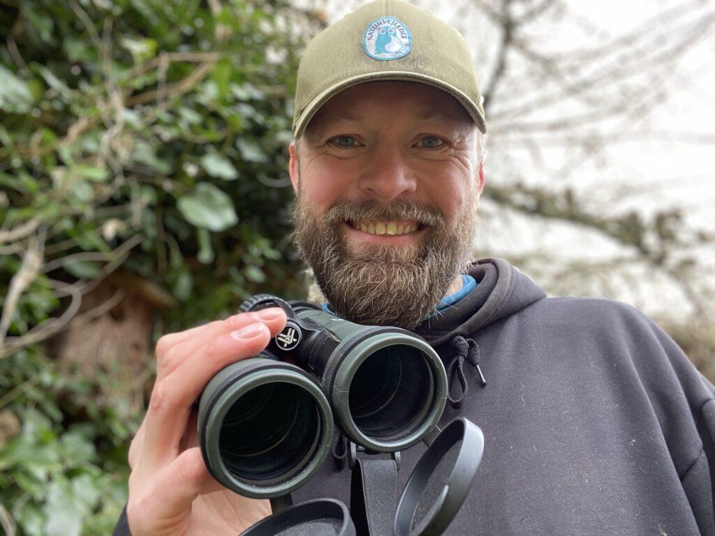Nordfyns Naturvejleder Daniel G. Sørensen